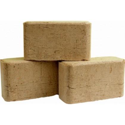 Топливные брикеты RUF  БЕРЕЗА , упаковка ≈ 9 кг, 9 шт.