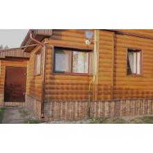Блок-хаус под бревно и его основные характеристики
