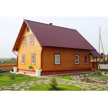 На чем можно, а на чем не стоит экономить при строительстве дома из бруса?