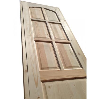 Дверь ДФГ (с коробкой) 21-8 (770 мм по коробке)