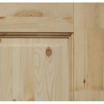 """Дверное полотно """"Классик"""" (с сучками) 40х900х2000"""