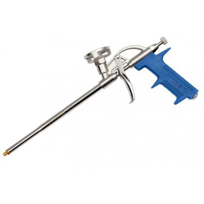 Пистолет для монтажной пены, алюминиевый корпус