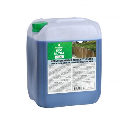 PROSEPT ECO ULTRA - не вымываемый антисептик гот.состав, 5 литров