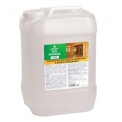 PROSEPT ECO INTERIOR - для внутренних работ гот.состав, 10 литров
