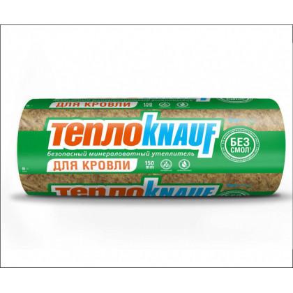 Минеральный утеплитель ТеплоKnauf  Кровля 150 мм