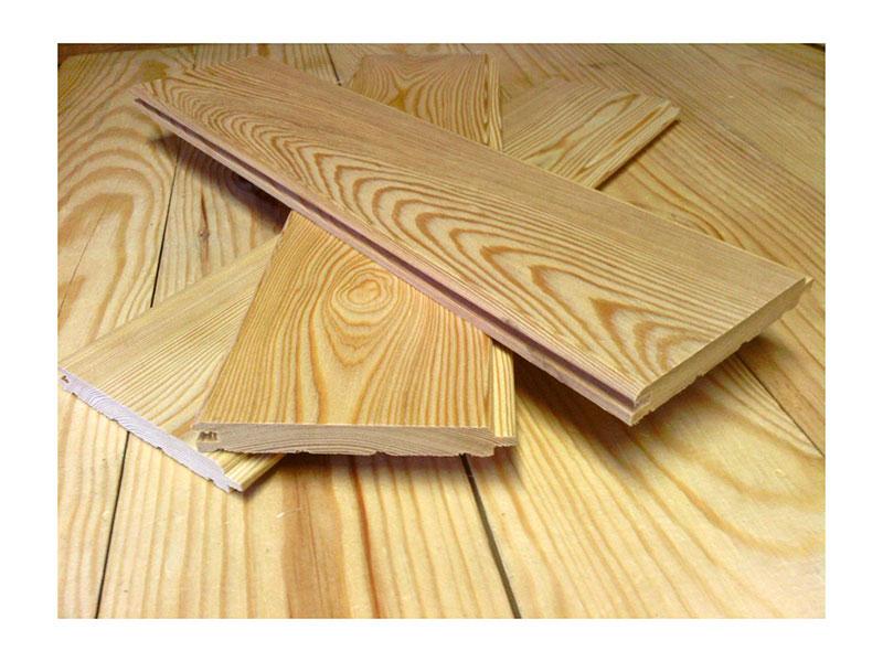 Сухая древесина для отделки
