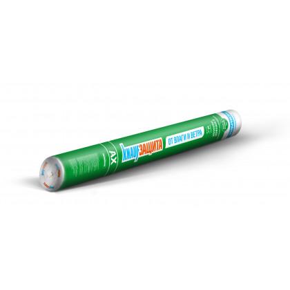 KnaufЗащита AX влаго-ветрозащитная супердиффузионная мембрана (60м2) c клеевой полосой