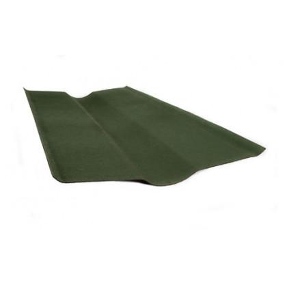 Ендова зеленая SMART/Черепица (Onduline) 1х0,5 м.