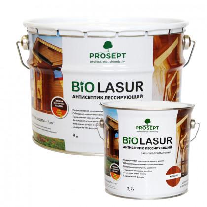 Антисептик PROSEPT BIO LASUR орех (10 л)