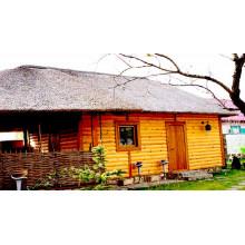 Что такое деревянный блок-хаус?