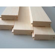 Шпунт деревянный, доска пола