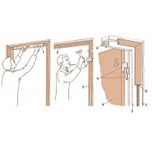 Деревянные двери: сборка, установка в проем. Что нужно знать?