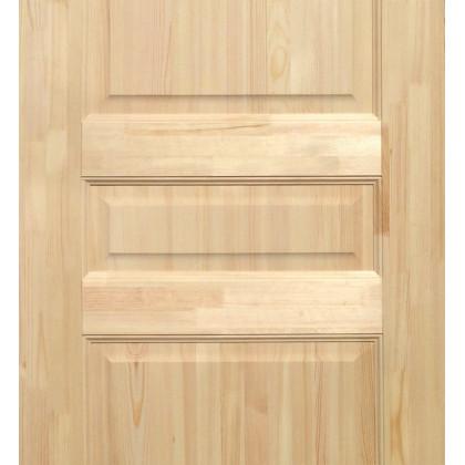 "Дверное полотно ""Классик"" (без сучков) 40х800х2000"