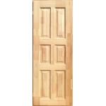Дверь 670х2070 с коробкой и финскими петлями и замком