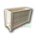 Кашпо деревянное 600х350х1000 (в/г/ш)
