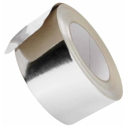 Изоспан FL металлизированная соединительная лента (рулон 50 п.м.)