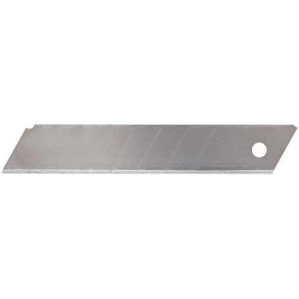 Лезвия для ножа, сегментированные, сменные 18 мм (10 шт.)
