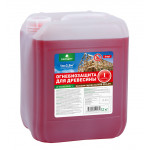 PROSEPT ОГНЕБИО PROF-1 огнебиозащита 1-ая группа, 10 литров