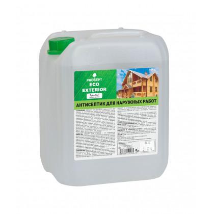 PROSEPT ECO EXTERIOR - для наружных работ гот.состав, 5 литров