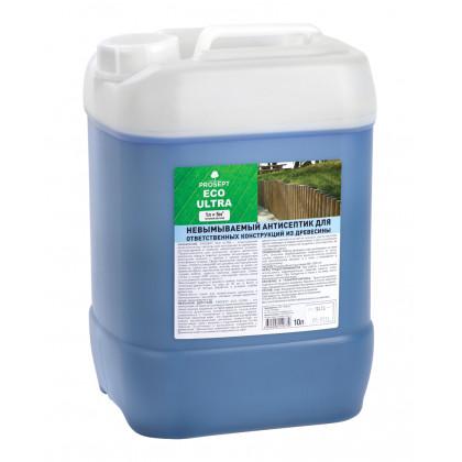 PROSEPT ECO ULTRA - не вымываемый антисептик гот.состав, 10 литров