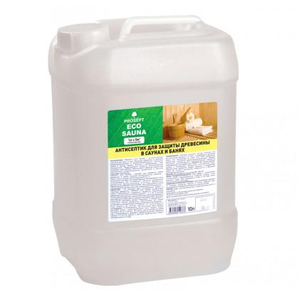 PROSEPT ECO SAUNA - для бань и саун гот.состав, 10 литров