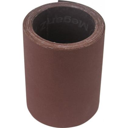 Шкурка наждачная  Р 100, 115 мм х 5м, в рулоне,тканевая основа