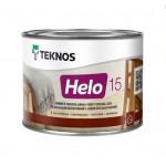 Текнос HELO 15 матовый уретано-алкидный лак  0,45 л.