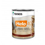Текнос HELO 40 п/глян. уретано-алкидный лак  0,9 л.