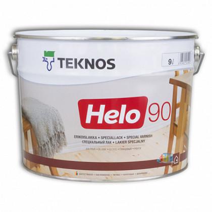 Текнос HELO 90 глянцевый уретано-алкидный лак  9 л.