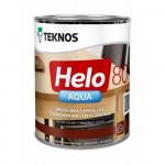 Текнос HELO AQUA 80 глянцевый лак 0,9 л.