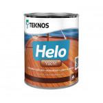 Текнос HELO глянцевый лак для яхт  (для яхт и полов) 1 л.