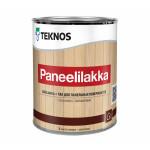 Текнос PANEELILAKKA водный лак для стен и потолков 0,9 л.