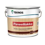 Текнос PANEELILAKKA водный лак для стен и потолков 9 л.