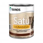 Текнос SATU SAUNASUOJA защитное средство для саун 0,9 л.
