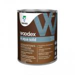 Текнос WOODEX AQUA SOLID кроющий антисептик 0,9 л.