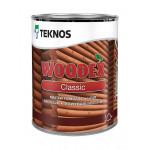 Текнос WOODEX CLASSIC лессирующий антисептик 0,9 л.
