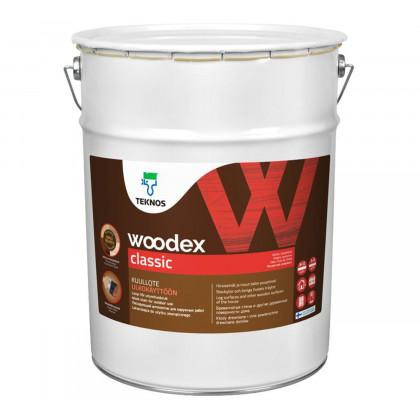Текнос WOODEX CLASSIC лессирующий антисептик 18 л.