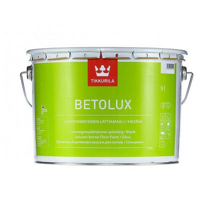 Тиккурила BETOLUX краска для полов 9 л.