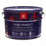Тиккурила Краска интер. стойкая к мытью EURO POWER 7 мат  9 л.