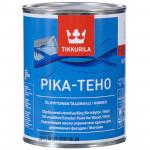 Тиккурила Фасадная краска для деревянных домов PIKA-TEHO мат. 0,9 л.