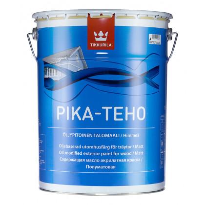 Тиккурила Фасадная краска для деревянных домов PIKA-TEHO мат.18 л.