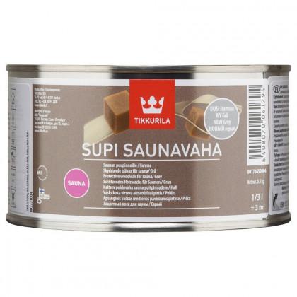 Тиккурила Воск для сауны SUPI SAUNAVAHA 0,225 л.