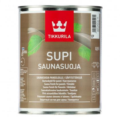 Тиккурила Состав для сауны SUPI SAUNASUOJA EP п/мат 0,9 л.