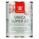 Тиккурила Лак универсальный UNICA SUPER 60 п/гл 0,9 л.