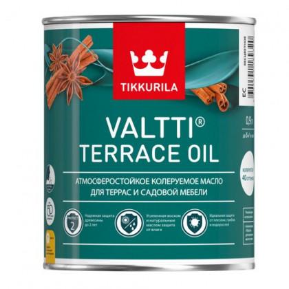 Тиккурила Масло для террас VALTTI TERRACE OIL 0,9 л.