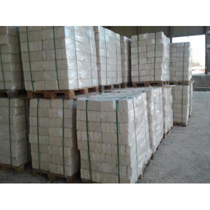 Топливные брикеты БЕРЕЗА (ПЫЛЬ) RUF ПРЕМИУМ, упак. 10 кг/12 шт.